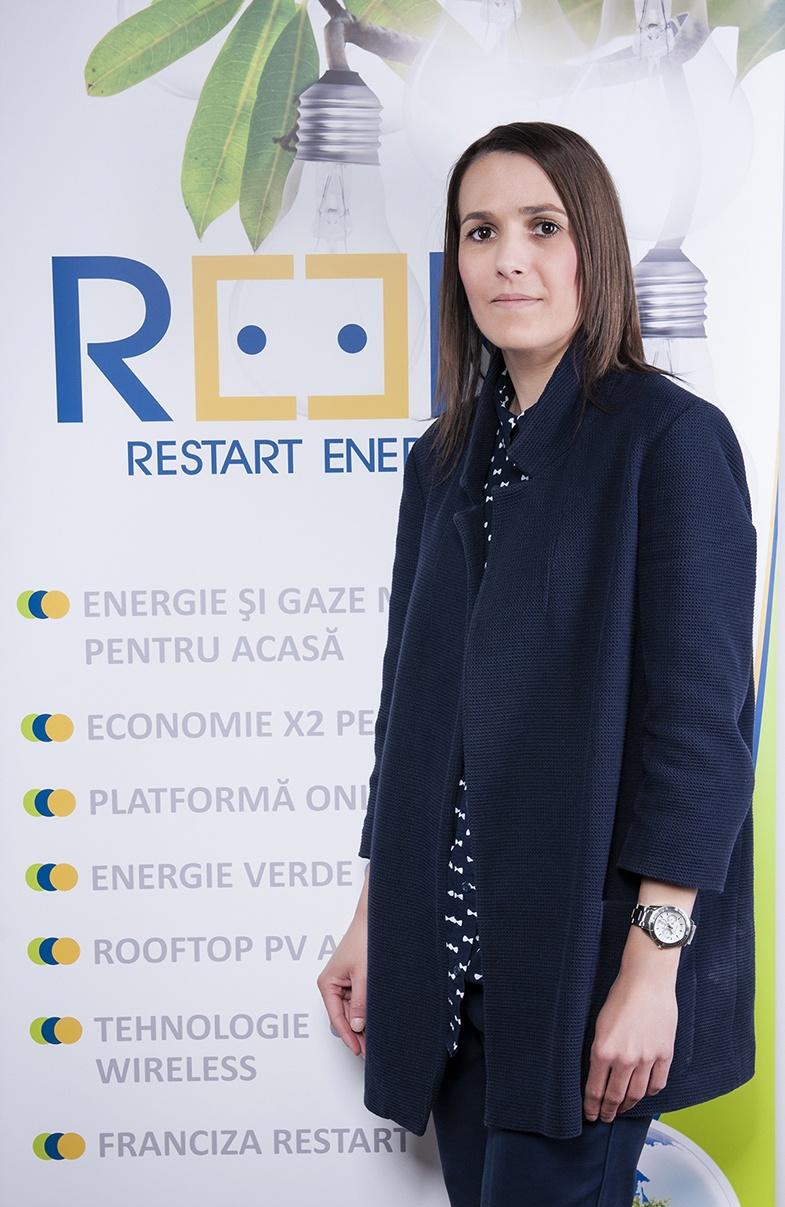Campanie reclama Restart Energy