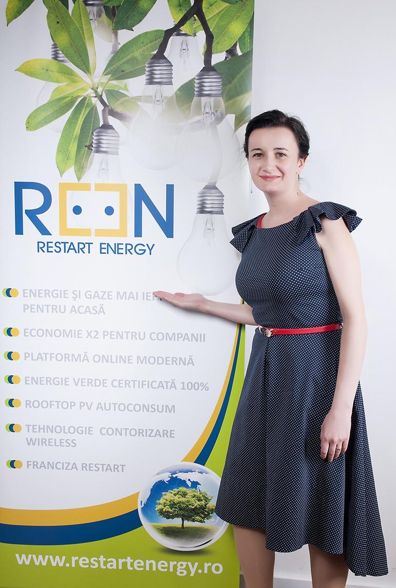 Fotografii de reclamă la Restart Energy