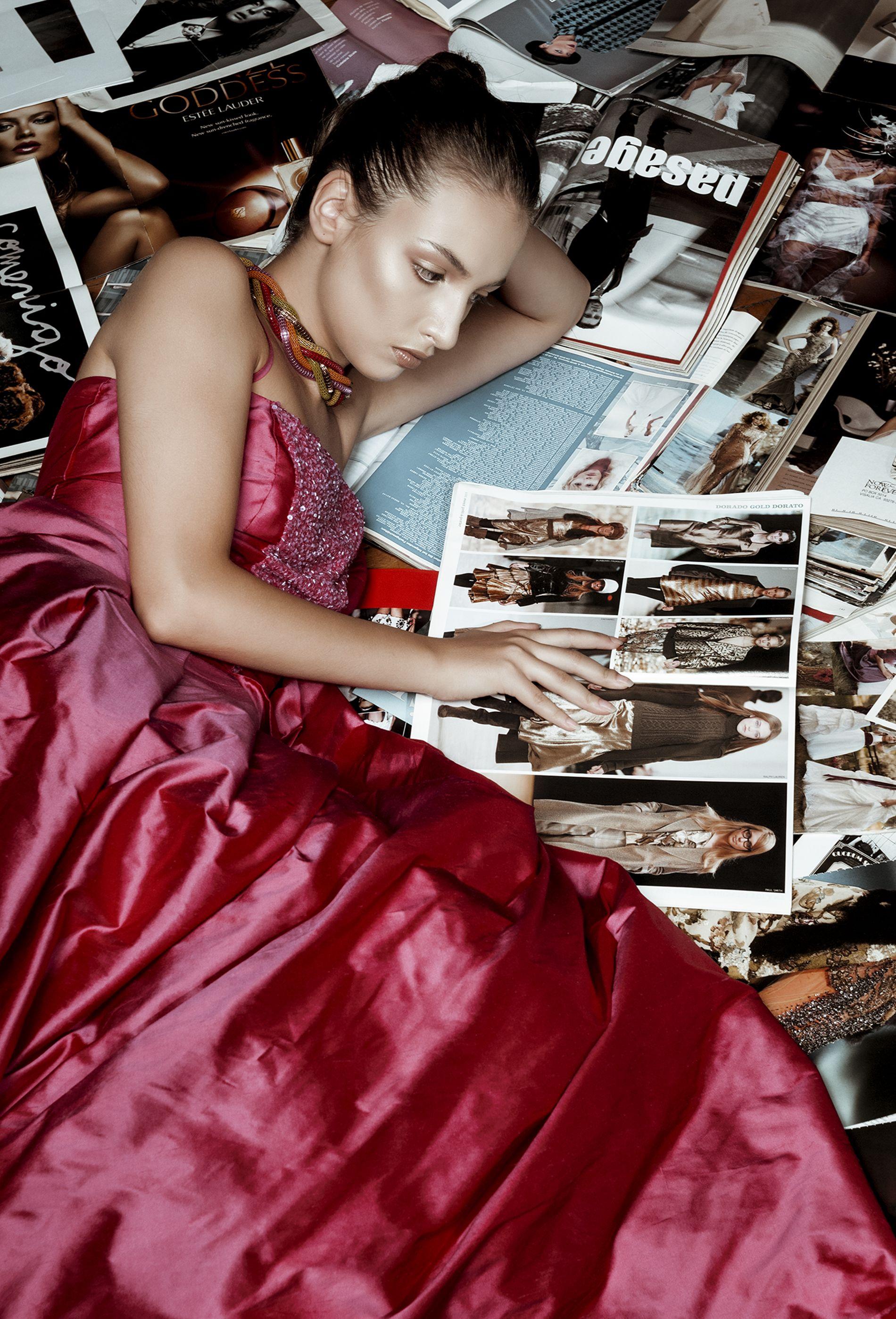Fotografii fashion editorial