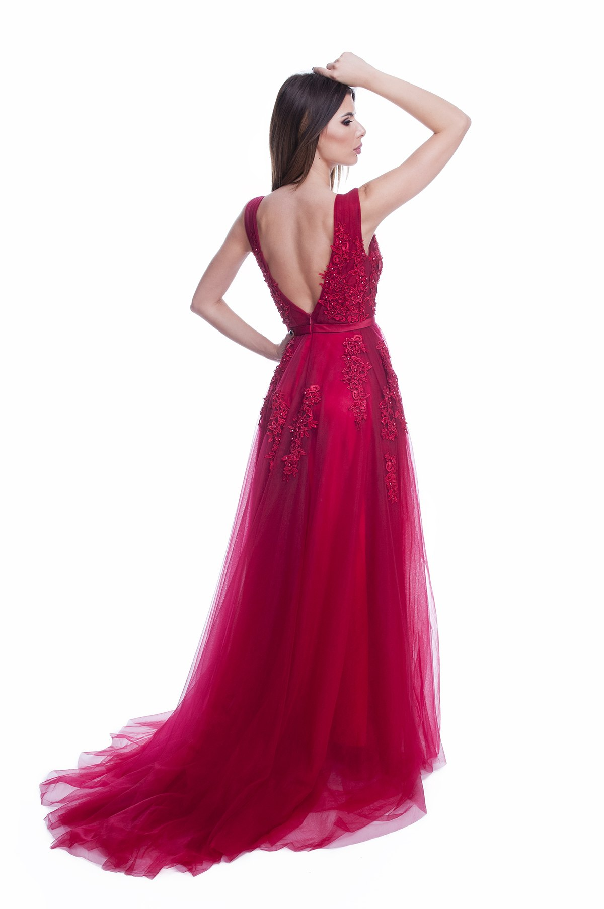 Poze de produs fashion rochii lungi