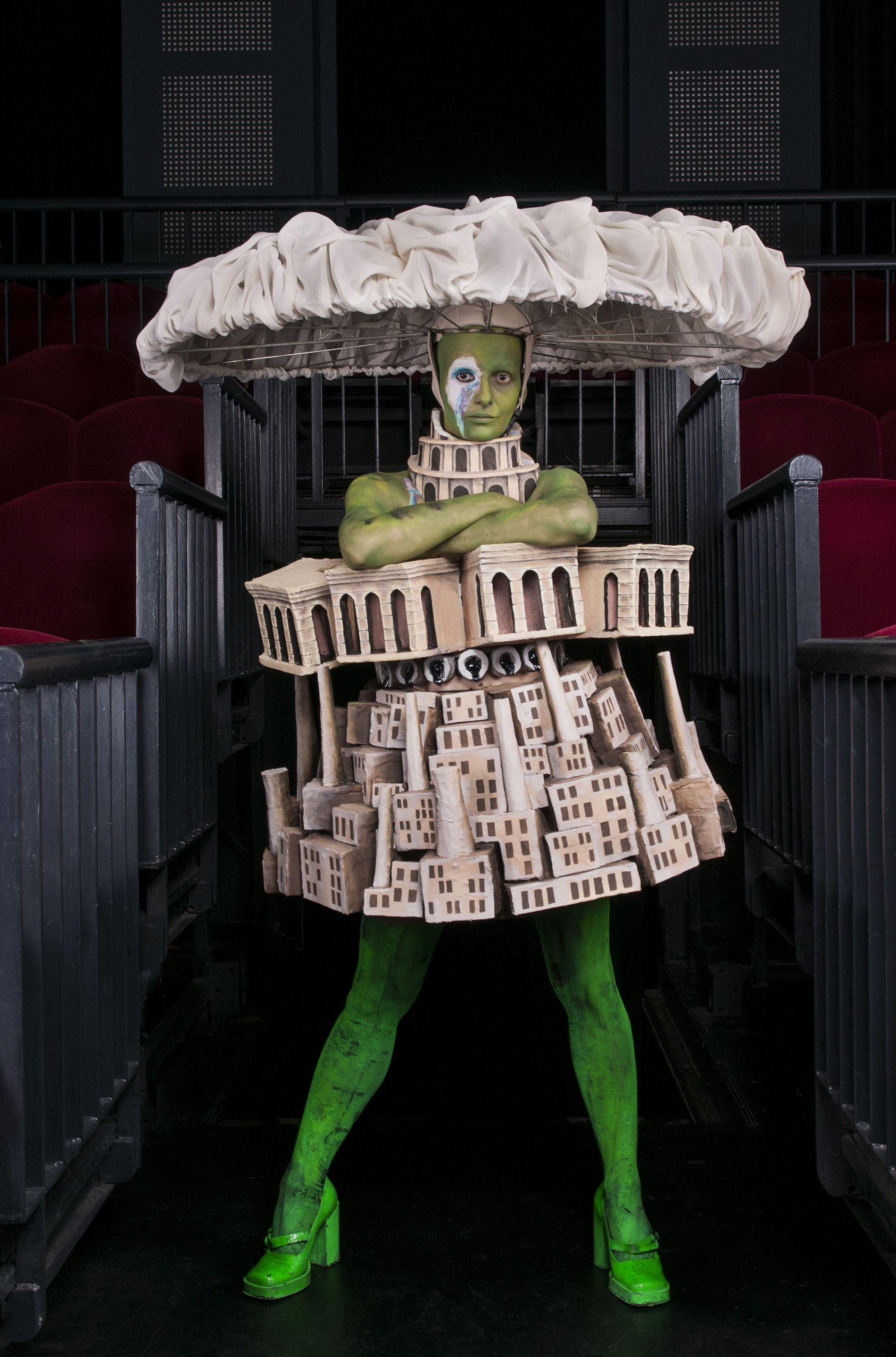 Sesiune foto costume teatru
