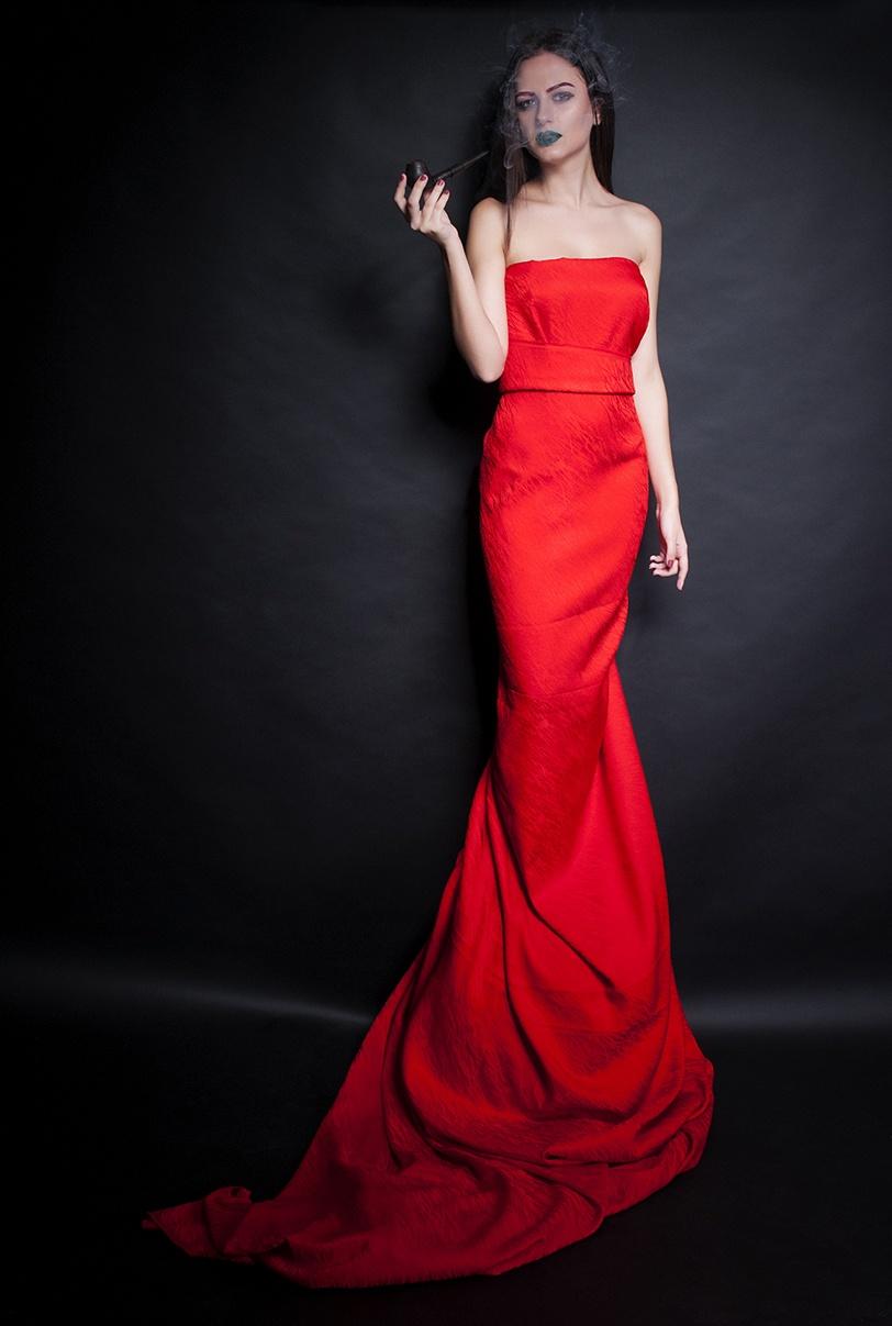 Ședință foto extravagant fashion