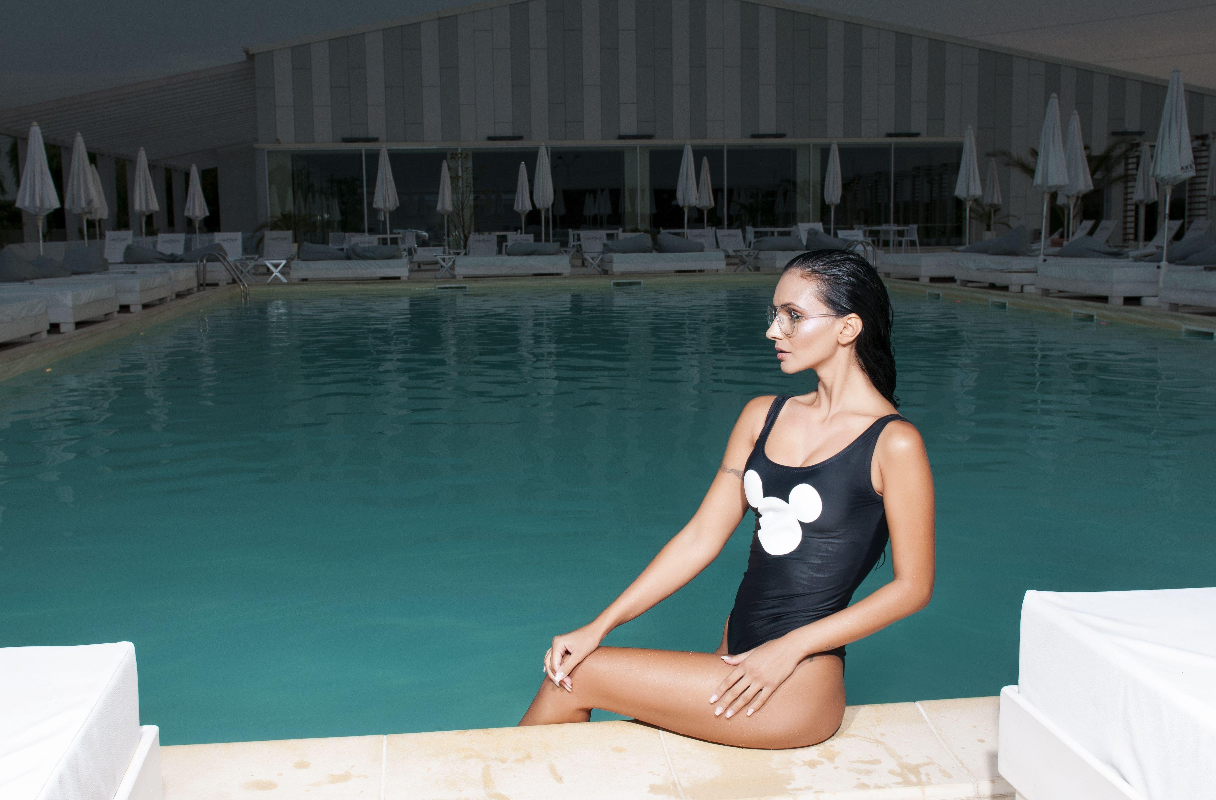 Ședință foto la piscina in Cluj