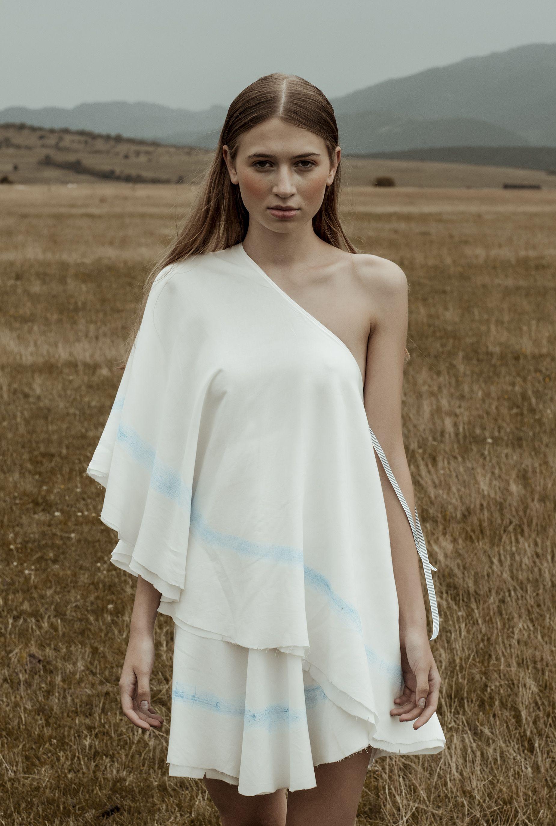 Ședință foto pentru colectie rochii